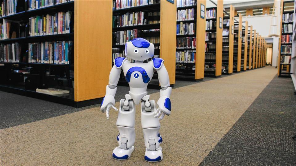 Robot Bibliotecario